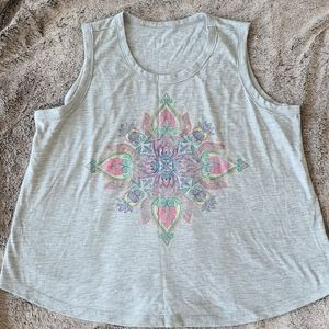 Jessica Simpson Knox women's tank size large